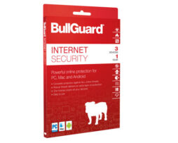 BullGuard Internet Security para 05 dispositivos para 01 ano