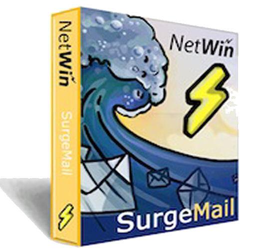 SurgeMail servidor email com webmail para 1000 usuários