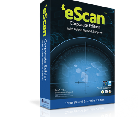 corporate-edition eScan Corporate Edition para 01 ano (with Hybrid Network Support)
