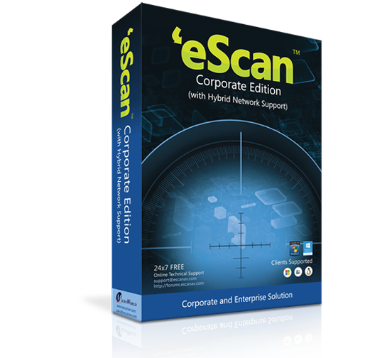 Antivirus eScan Corporate Edition