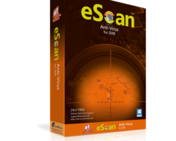 eScan anti virus with cloud security SMB
