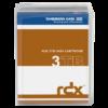 cartucho rdx 3tb quickstor tanderberg