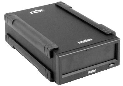 Unidade de backup RDX para cartuchos removíveis até 3TB Imation